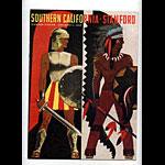 1950 Stanford vs USC College Football Program