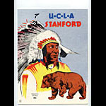 1951 Stanford vs UCLA College Football Program