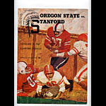 1964 Stanford vs Oregon State College Football Program