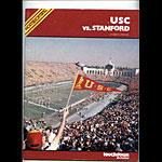 1979 Stanford vs USC College Football Program