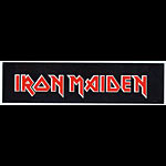Iron Maiden Vintage Bumper Sticker