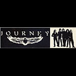 Journey Vintage Bumper Sticker
