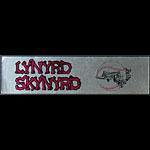 Lynyrd Skynyrd Vintage Bumper Sticker