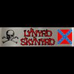 Vintage Lynyrd Skynyrd Bumper Sticker