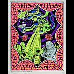 Ward Sutton Blues Traveler Poster