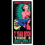 TAZ 7 Year Bitch Poster