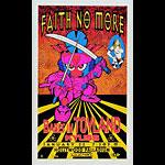 TAZ Faith No More Poster