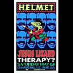 TAZ Helmet Poster