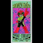 TAZ Shonen Knife Poster