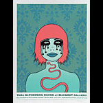 Tara McPherson Tara McPherson Art Show at BLK/MRKT Gallery Poster