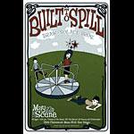 Tara McPherson Built To Spill Poster