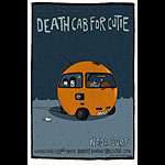 Tara McPherson Death Cab For Cutie Poster