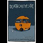 Tara McPherson Death Cab For Cutie Poster