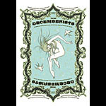 Tara McPherson The Decemberists Poster