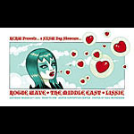 Tara McPherson Rogue Wave Poster - signed