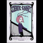 Tara McPherson Sleater-Kinney Poster