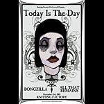 Tara McPherson Today Is The Day Poster