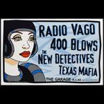 Tara McPherson Radio Vago Poster