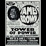 James Brown Flyer