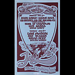 Randy Tuten July 4th Explosion - Elvin Bishop Poster