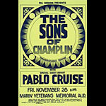 Randy Tuten Sons Of Champlin Poster