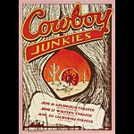 Randy Tuten Cowboy Junkies Poster
