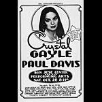 Randy Tuten Crystal Gayle Poster
