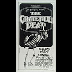 Randy Tuten The Grateful Dead Poster