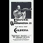 Randy Tuten Grover Washington Jr. Poster