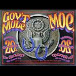 Randy Tuten Gov't Mule Poster