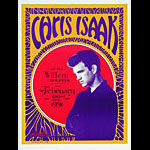 Randy Tuten Chris Isaak Poster