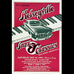 Randy Tuten Kelseyville Jazz and Classics Poster