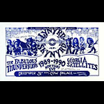 Randy Tuten Lynyrd Skynyrd New Years Eve 1990 Poster