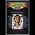 Randy Tuten Bill Graham Memorial Poster