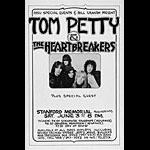 Randy Tuten Tom Petty And The Heartbreakers Poster