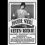 Randy Tuten Phoebe Snow Poster