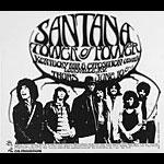 Randy Tuten Santana Poster