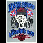 Randy Tuten Lynyrd Skynyrd Poster