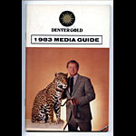 1983 Denver Gold Media Guide