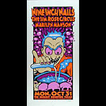 Uncle Charlie Nine Inch Nails Poster