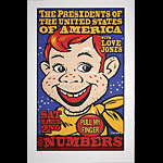 Uncle Charlie Presidents of the United States Poster