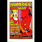 Uncle Charlie Hammerhead Poster