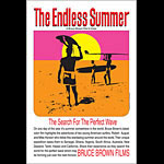 John Van Hamersveld The Endless Summer Signed Movie Poster