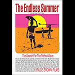 John Van Hamersveld The Endless Summer Signed Movie Poster