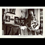 John Van Hamersveld Heart and Torch Rick Griffin Exhibition Postcard