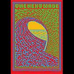 John Van Hamersveld The Next Wave Poster