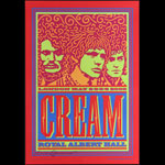 John Van Hamersveld Cream Poster