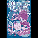 Vance Kelly Southern Culture on the Skids Poster