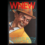 WNEW Frank Sinatra New York Subway Poster