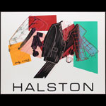 Andy Warhol Halston #1 - Men's Wear Serigraph